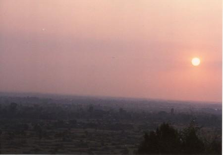 Ankor_phnom_bakheng_sunset