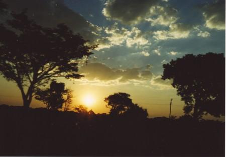 Zimbabwe_sunset
