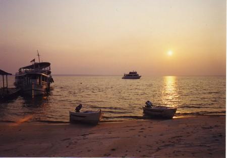 Manaus_rio_negro_sunset
