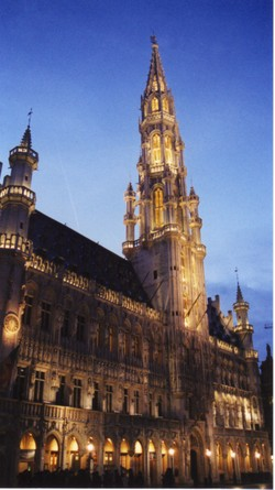 Brussels_town_hall_at_night