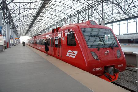 Aeroexpress_at_sheremetyevo_airport