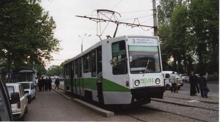 Tram_in_tashkent