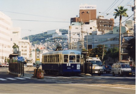 Streetcar_in_nagasaki
