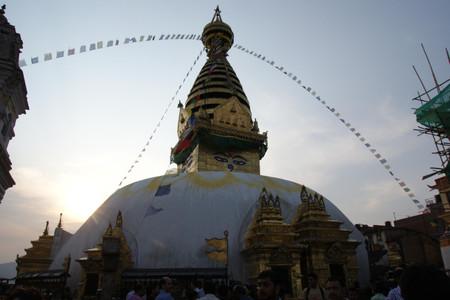 Suwayambhunath