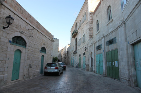 Star_street_in_bethlehem