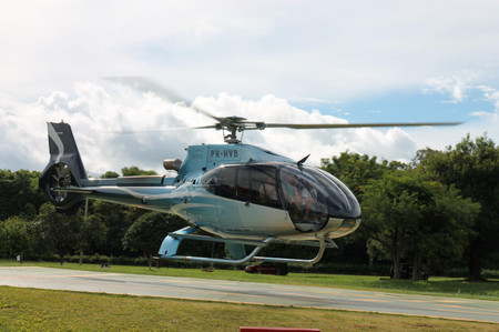 Helicopter_in_foz_do_iguacu