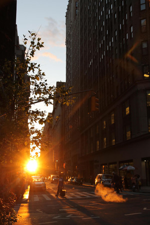 Sunset_in_new_york