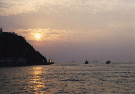 Kaohsiung_sunset