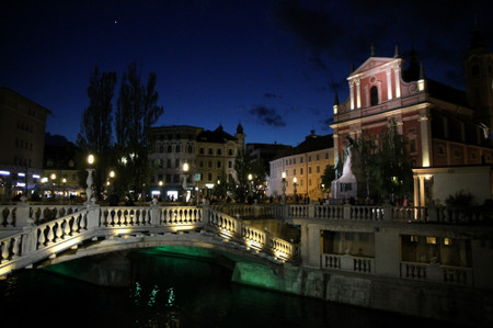 Ljubuljana_at_night