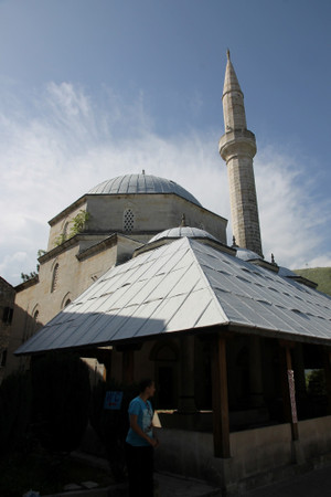 Koski_mehmed_pasina_mosque_in_mosta