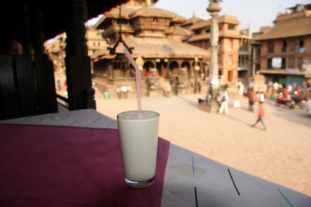 Lassi_and_tachupal_square_in_bhakta