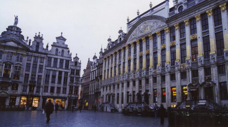 La_grandplace_in_brussels