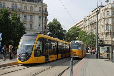 Tram_in_budapest