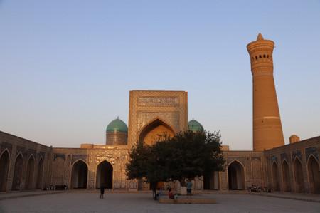 Bukhara_at_sunset