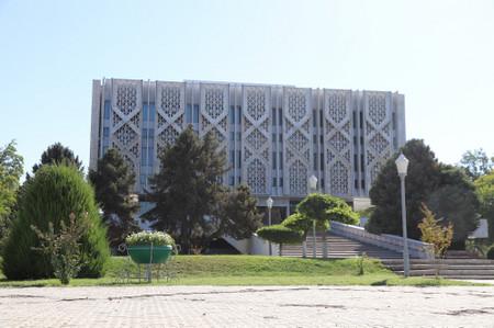 State_museum_of_history_of_uzbekist