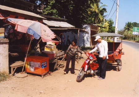 Tuktuk-in-siem-reap