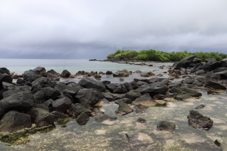 Nan-madol-and-pacific-ocean